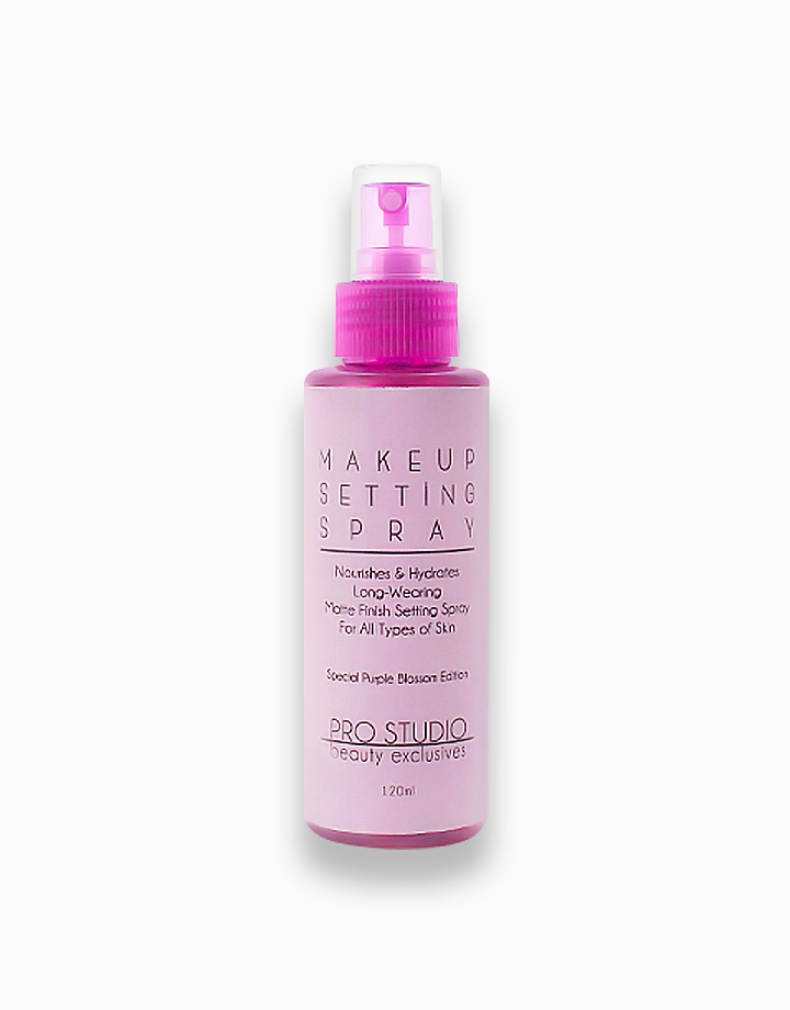Special Edition Setting Spray by PRO STUDIO Beauty Exclusives | Purple Blossom
