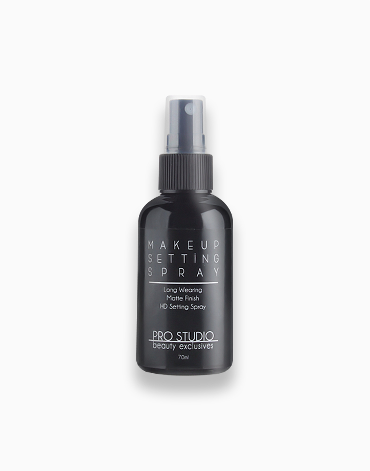 Makeup Setting Spray 70ml by PRO STUDIO Beauty Exclusives