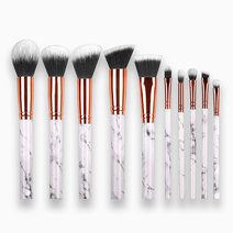 1 10 piece marble brush set