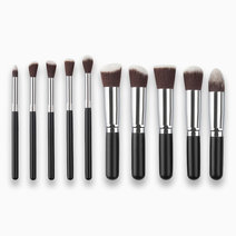 Pro Studio 10 Piece Brush Set by PRO STUDIO Beauty Exclusives