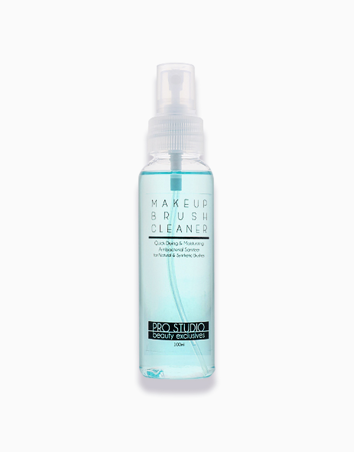 Makeup Brush Cleaner (100ml) by PRO STUDIO Beauty Exclusives
