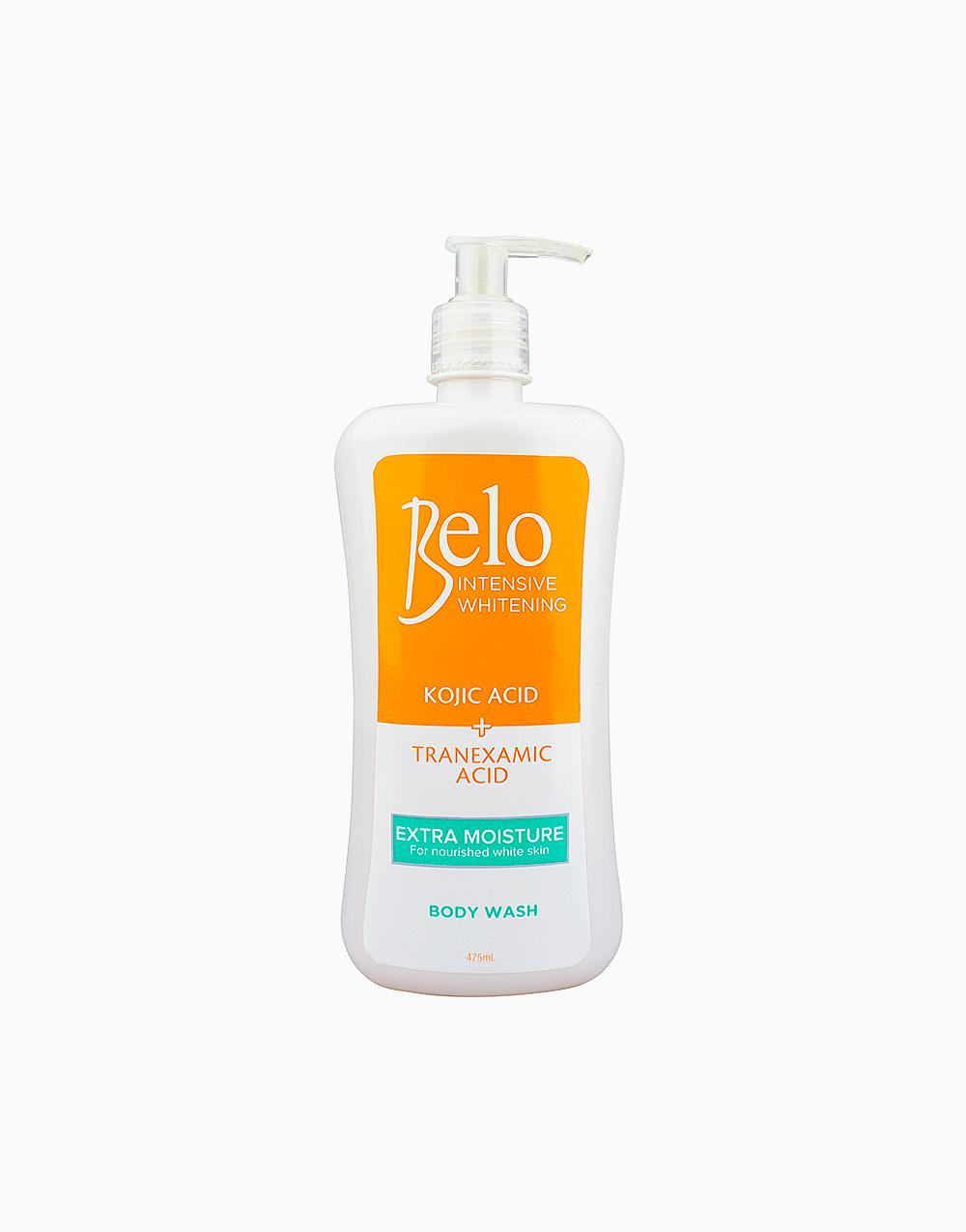 Belo Kojic Extra Moisture Body Wash (475ml) by Belo