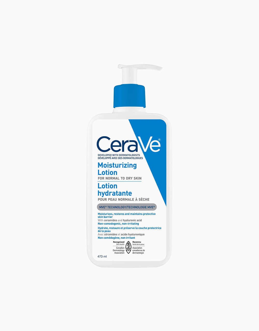 Daily Moisturizing Lotion (473ml) by CeraVe