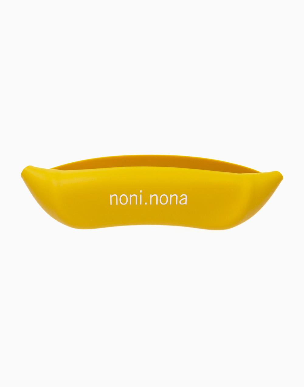 Silicone Bib by noni.nona | Morning Yellow