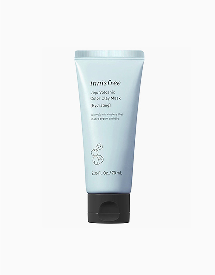 Jeju Volcanic Color Clay Mask by Innisfree | Blue