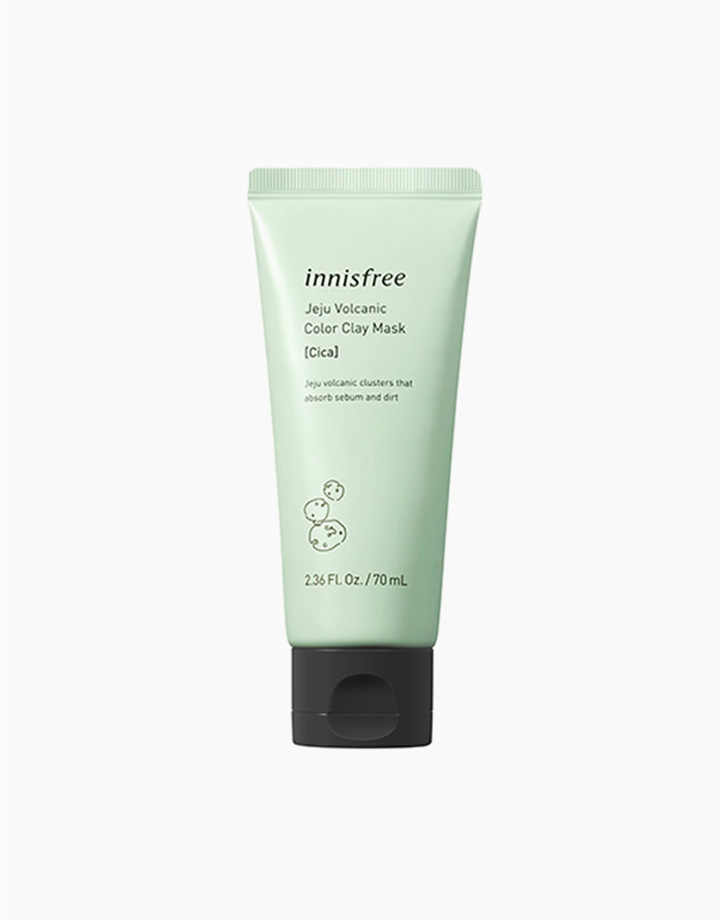 Jeju Volcanic Color Clay Mask by Innisfree | Green