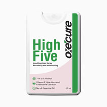 High Five Hand Sanitizer Spray (20ml) by Oxecure