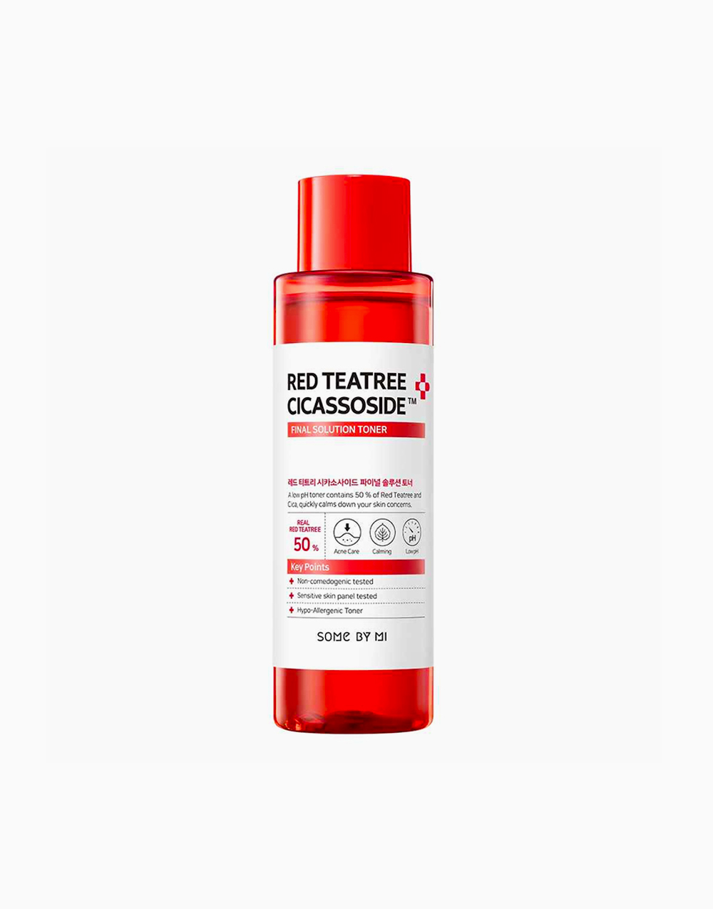 Red TeaTree Cicassoside Derma Solution Toner (150ml) by Some By Mi