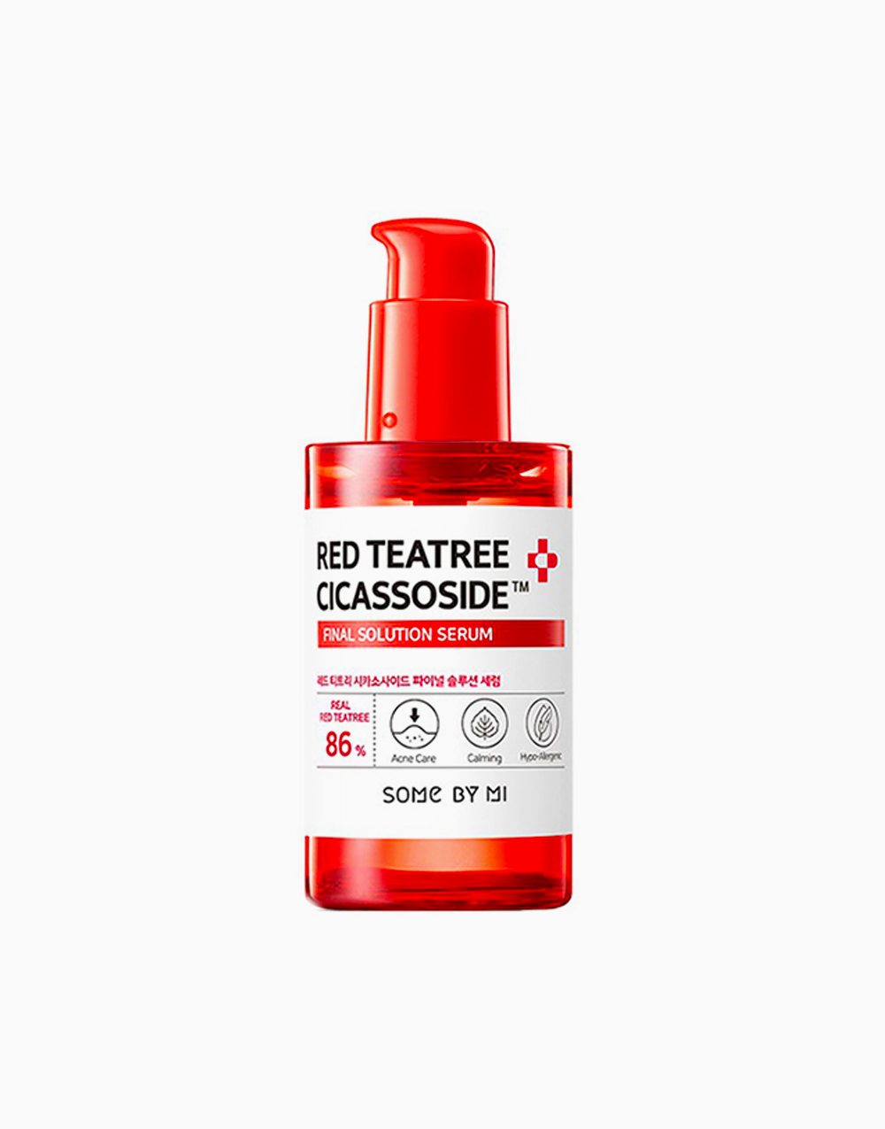 Red Teatree Cicassoside Derma Solution Serum (50ml) by Some By Mi