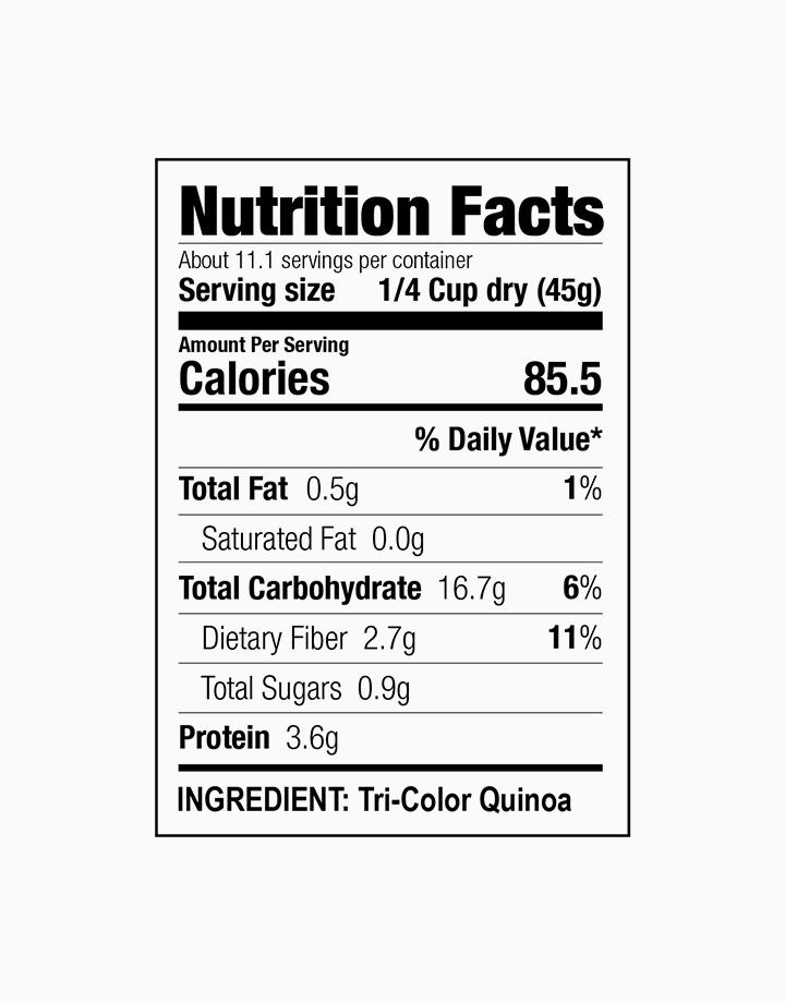 Organic Tricolor Quinoa (500g) by The Green Tummy