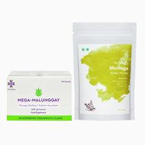 Mega-Malunggay (100s) + Moringa Extract Powder (100g) by VPharma