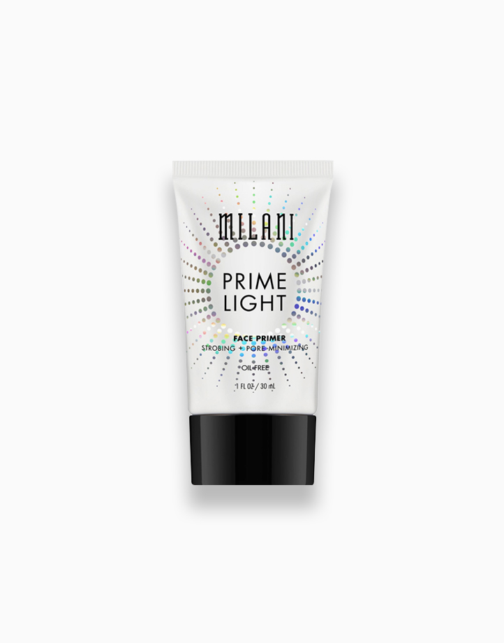 Prime Light Strobing + Pore-Minimizing Face Primer by Milani
