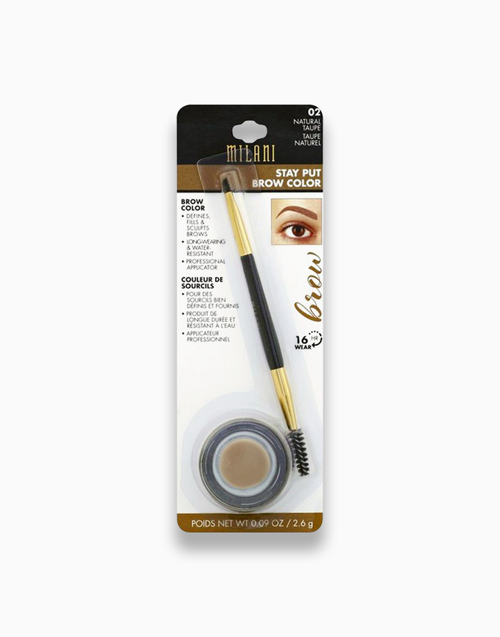 Stay Put Brow Color by Milani | Natural Taupe
