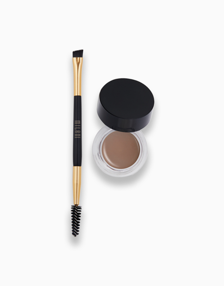 Stay Put Brow Color by Milani | Medium Brown