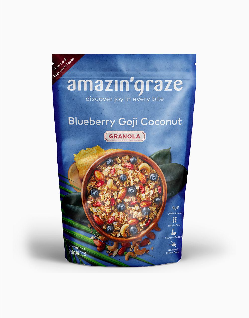 Breakfast Bundle: Blueberry & Banana by Amazin' Graze