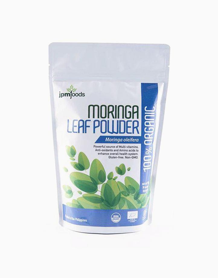 "Organic Moringa ""Malunggay"" Leaf Powder (30 Sachets) by JPM"