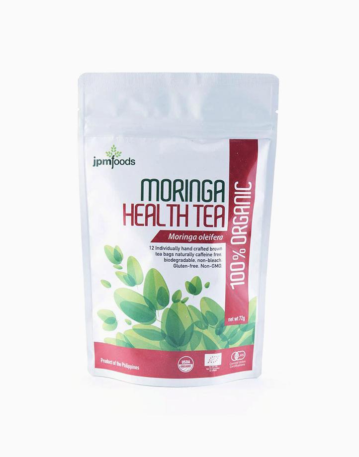 "Organic Moringa ""Malunggay"" Health Tea (12 Tea Bags) by JPM"