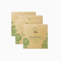 Charcoal Soap (25g) by Milea