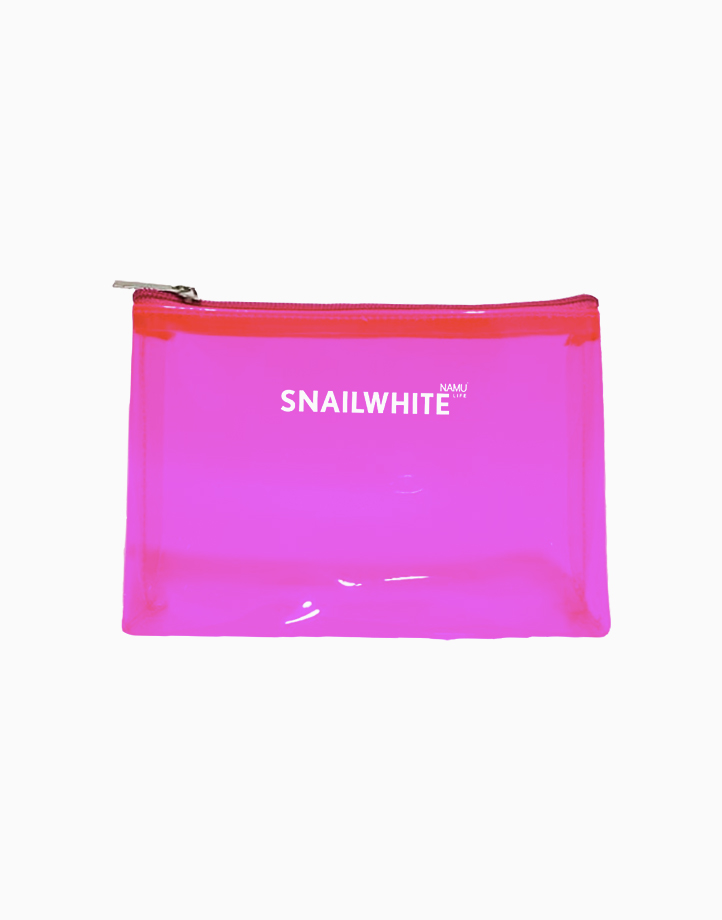 Jelly Pouch by SNAILWHITE | Pink