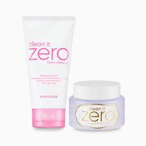 Clean It Zero Double Cleansing Duo Macaron Edition (Purifying) by Banila Co.
