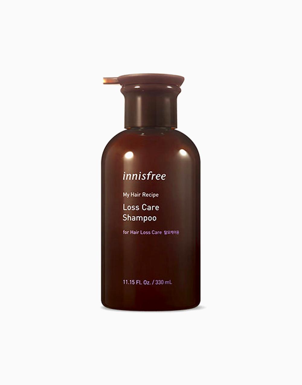 My Hair Recipe Loss Care Shampoo by Innisfree