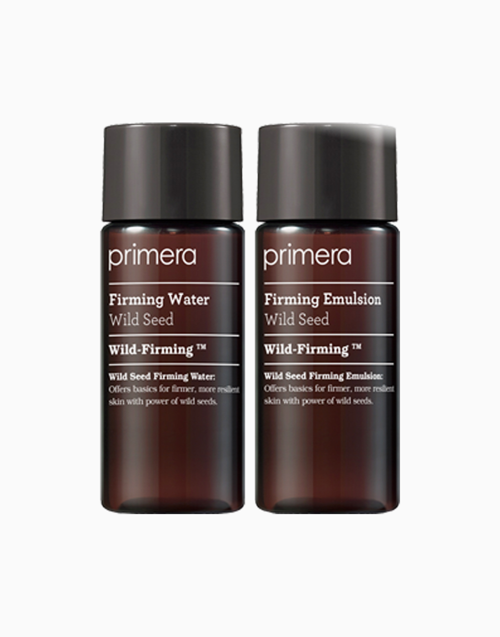 Wild Seed Firming Water & Emulsion Gift Set by Primera