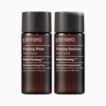 Primera wild seed firming water   emulsion gift set %282 items%29