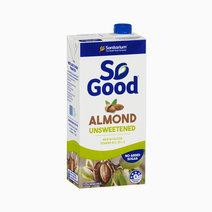 So good almond milk unsweetened