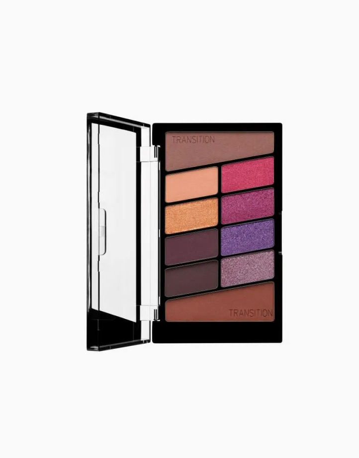 Color Icon Eyeshadow 10 Pan Palette by Wet n Wild | V.I. Purple
