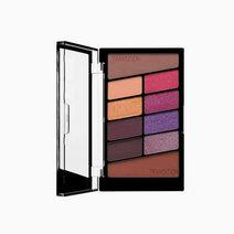 Wnw color icon 10 pan eyeshadow palette vi purple