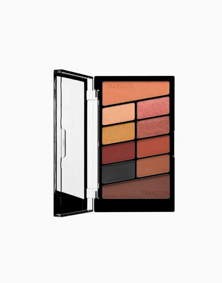 Color Icon Eyeshadow 10 Pan Palette by Wet n Wild | My Glamour Squad