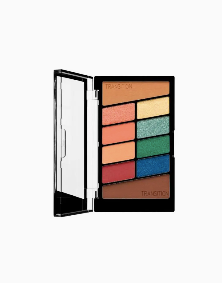 Color Icon Eyeshadow 10 Pan Palette by Wet n Wild | Stop Playing Safe