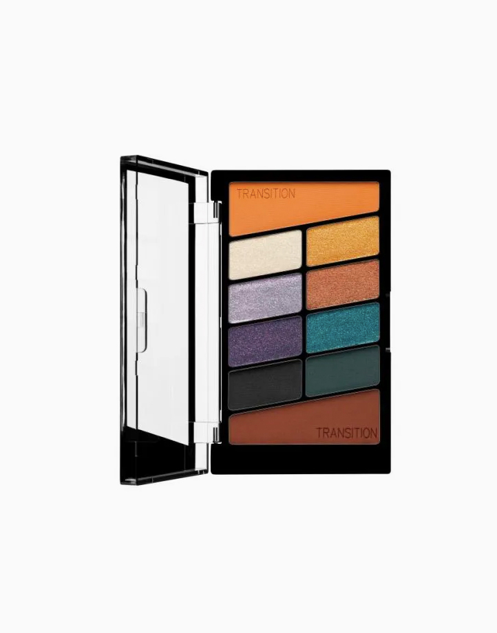 Color Icon Eyeshadow 10 Pan Palette by Wet n Wild | Cosmic Collision