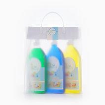 Dishwashing Liquid (Bundle of 3) by Skinlush