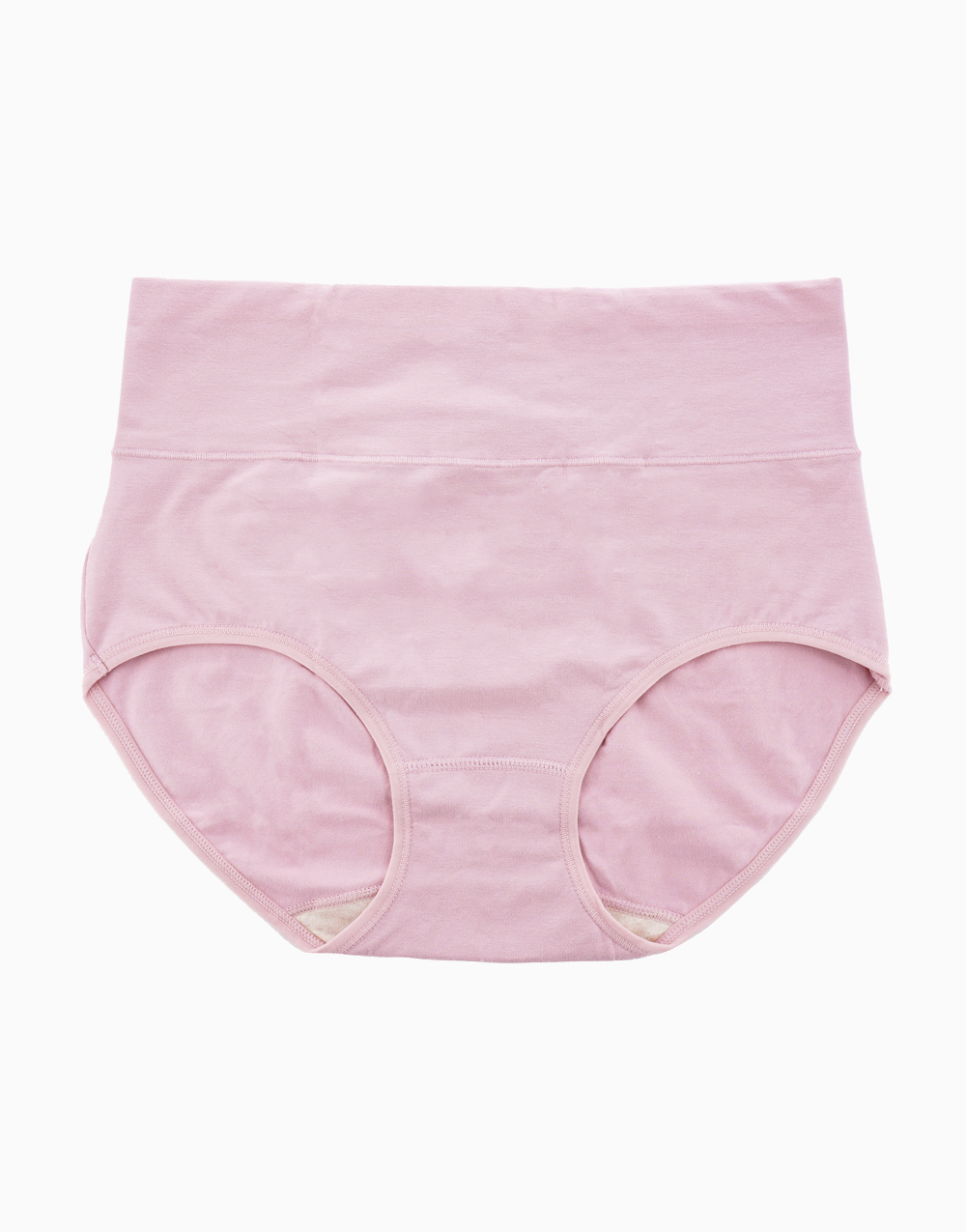 Belly Bikinis in Blush Pink (Set of 3 High Rise Control Panties) by Jellyfit   XL