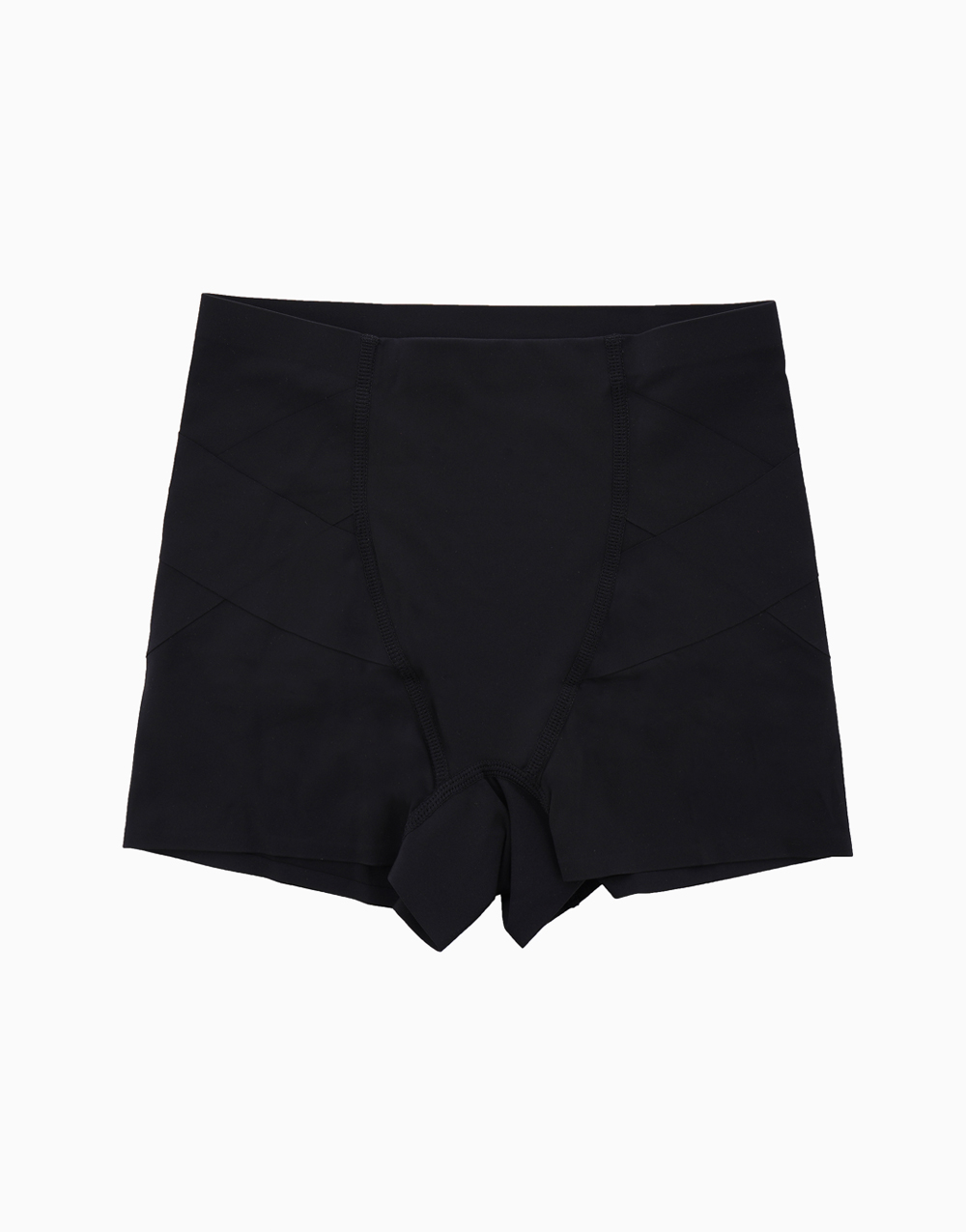 Booty Trainer Butt & Hip Compression Shorts in Black by Jellyfit | Small