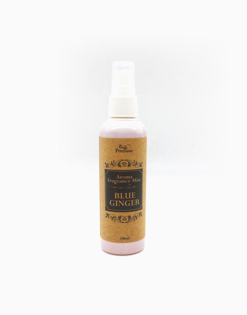 Precious Aroma Fragrance Mist (100ml) by Precious Herbal Pillow | Blue Ginger