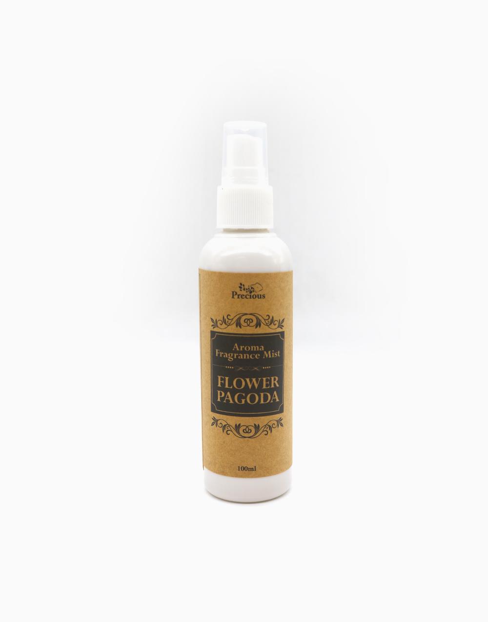 Precious Aroma Fragrance Mist (100ml) by Precious Herbal Pillow | Flower Pagoda