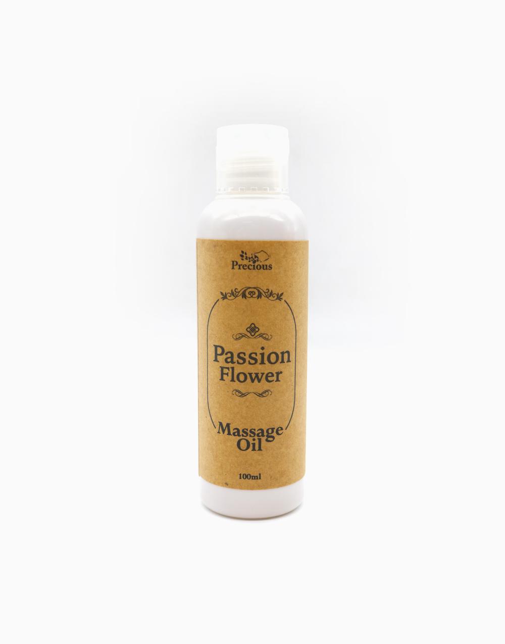 Precious Pad Massage Oil (100ml) by Precious Herbal Pillow   Passion Flower