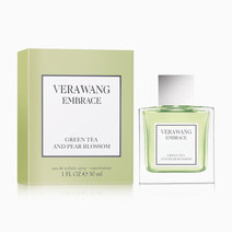 Vera wang embrace green tea and pear blossom edt 30ml