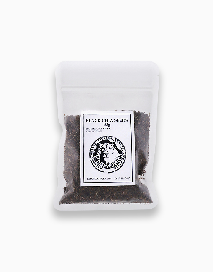 Pocket Size Chia Seed Pouch (80g) by Roarganics