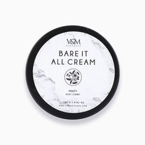 Bare It All Cream in Minty (100g) by V&M Naturals