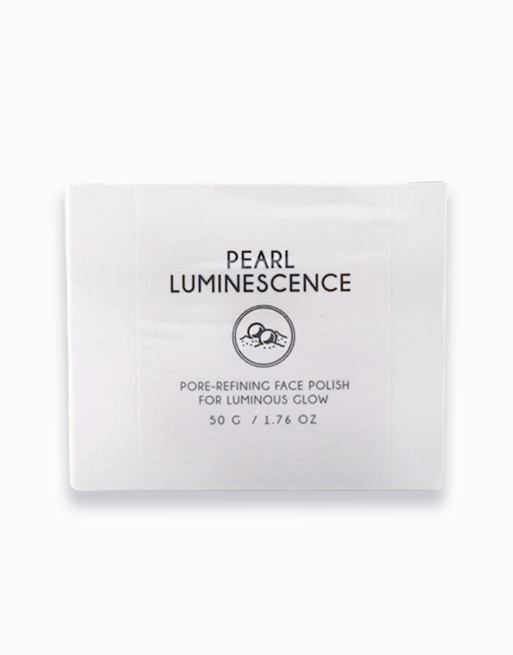 Pearl Luminescence Pore-Refining Face Polish by V&M Naturals