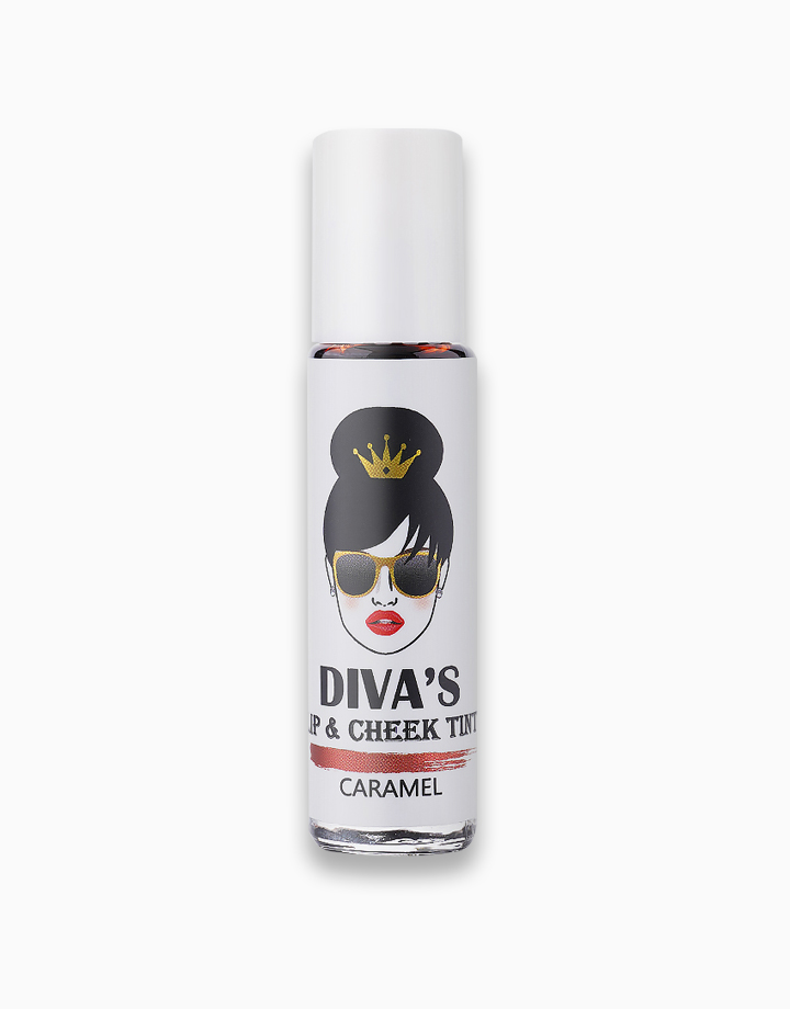 Lip & Cheek Tint by Diva White | Caramel