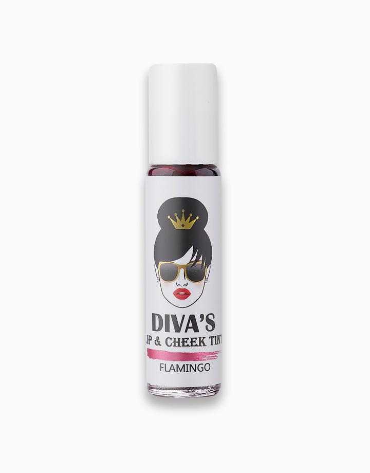Lip & Cheek Tint by Diva White   Flamingo