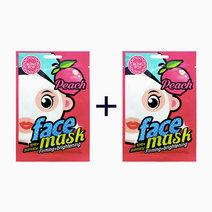 B1t1 blingpop peach firming   brightening face mask