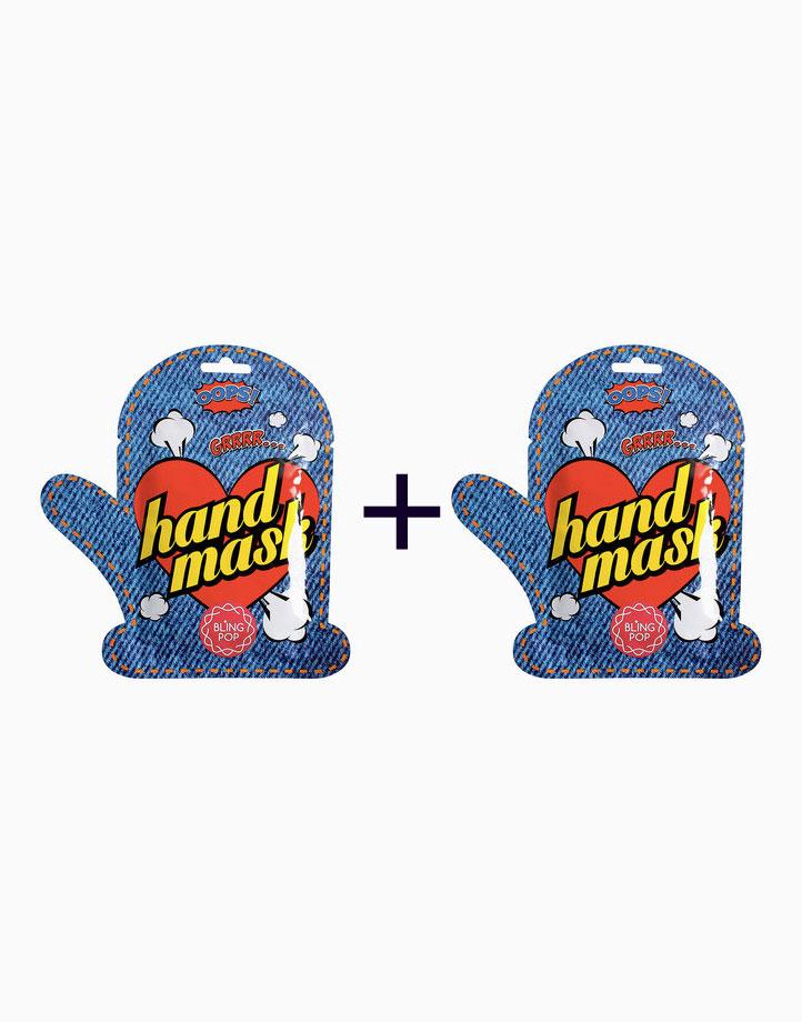 Shea Butter Healing Hand Mask (Buy 1, Take 1) by BlingPop