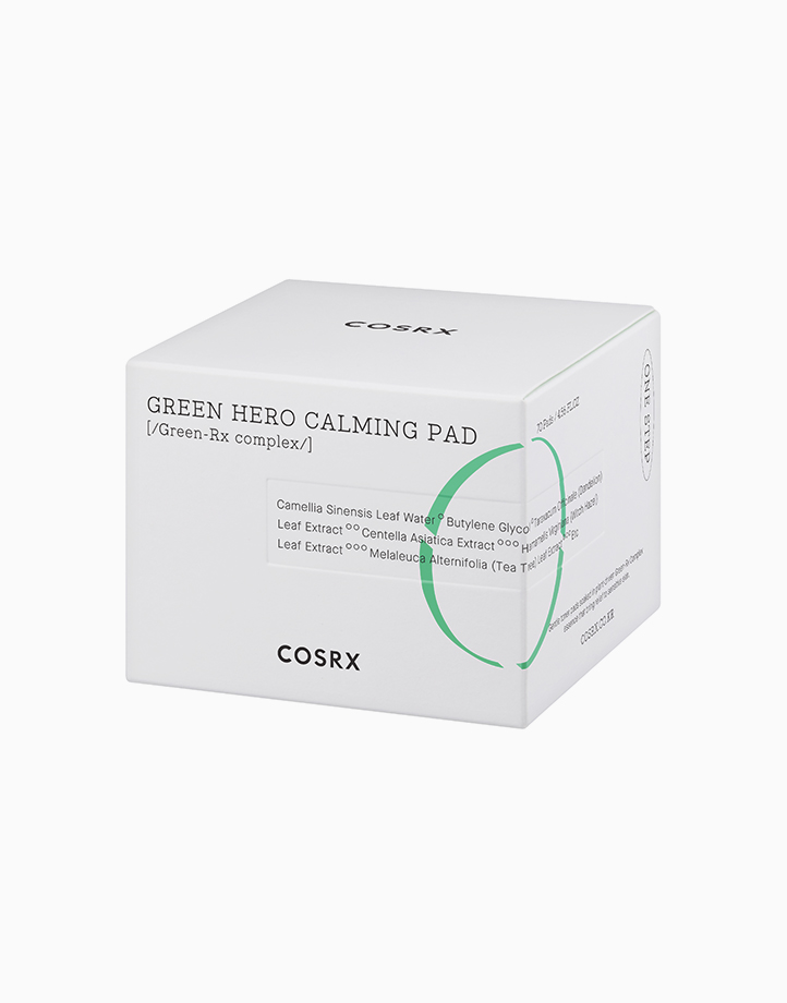 One Step Green Hero Calming Pad by COSRX