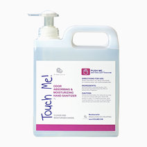 Touch Me Hand Sanitizer (1L Pump Bottle) by Vivo Lumio