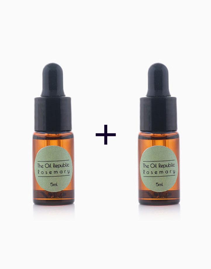 Rosemary Oil (Buy 1, Take 1) by Oil Republic